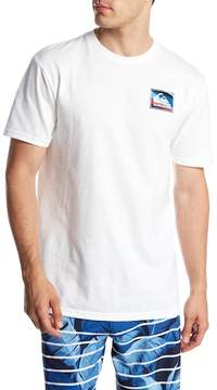 Quiksilver Box Knife Tee