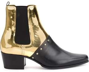 Balmain studded ankle boots
