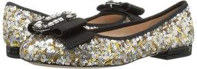 Marc Jacobs Interlock Round Toe Ballerina Women's Ballet Shoes