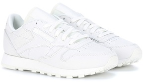 Reebok Classic Leather FBT suede sneakers