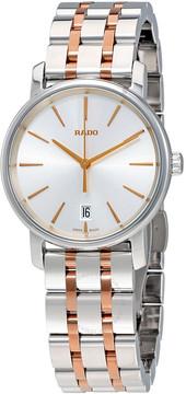 Rado DiaMaster Silver Dial Ladies Quartz Watch