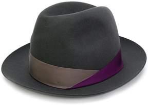 Borsalino medium brim Marengo hat