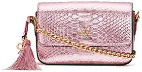 Victoria's Secret Victorias Secret Luxe Python Downtown Crossbody