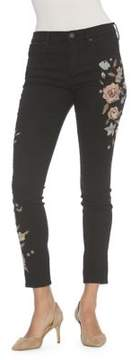 Driftwood Floral Jeans