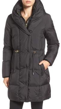 Cole Haan Shawl Collar Down Coat