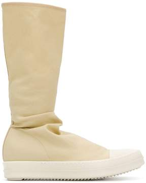 Rick Owens sneaker boots