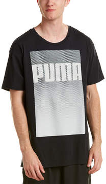 Puma Evo Longer Line Logo Tee