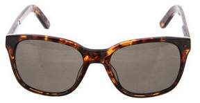Elizabeth and James Tinted Tortoiseshell Sunglasses