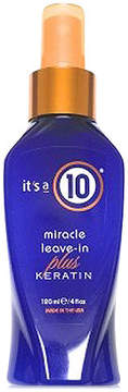 It's A 10 Miracle Leave-In Plus Keratin, 4-oz.