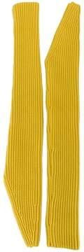 Calvin Klein long length fingerless gloves