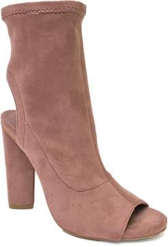 Bamboo Dark Blush Sunlight Bootie