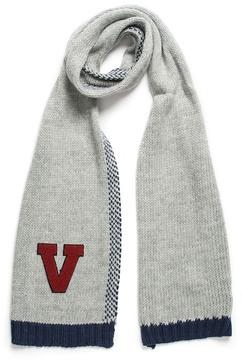 Vince Camuto Varsity Patch Scarf