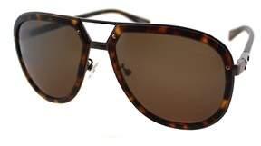 Lanvin Pilot Plastic Sunglasses.