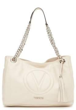Mario Valentino Valentino By Verra Leather Shoulder Bag