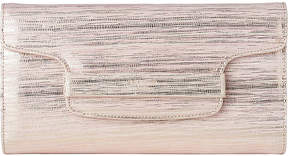 Lk Bennett Laura leather clutch