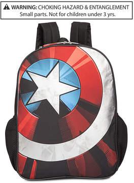 Marvel Marvel's Captain America Backpack, Little & Big Boys