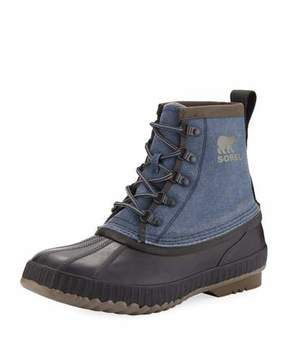 Sorel Cheyanne II Canvas Lace-Up Duck Boot