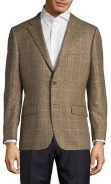 Hickey Freeman Milburn Two-Button Jacket