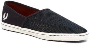 Fred Perry Kingston Stampdown Mesh Slip-On Sneaker