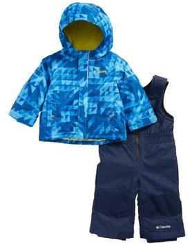 Columbia Infant Boy's Buga Waterproof Jacket & Snow Bib