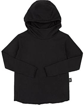 Nununu Ninja Cotton Hooded T-Shirt