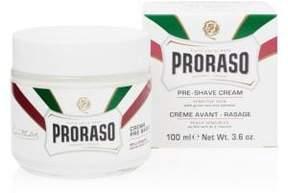 Proraso Pre-shave Cream/3.53 oz.