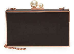 Sophia Webster Clara Satin Box Bag