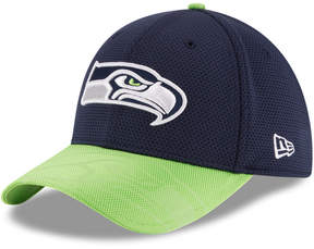 New Era Seattle Seahawks Sideline 39THIRTY Cap