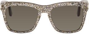 Saint Laurent Silver SL 137 Devon Sunglasses