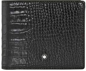 Montblanc Meisterstuck Selection 10CC Mocha Leather Wallet