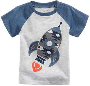 First Impressions Rocket T-Shirt, Baby Boys (0-24 months), Created for Macy's