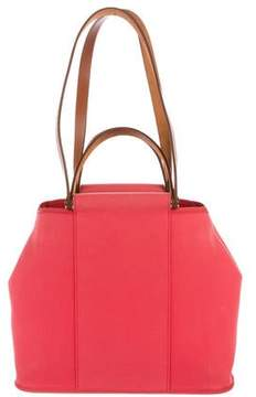 Hermes Cabag Tote - RED - STYLE