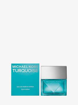 Michael Kors Turquoise Eau De Parfum 1 Oz.