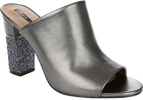 Tahari Melissa Leather Slide