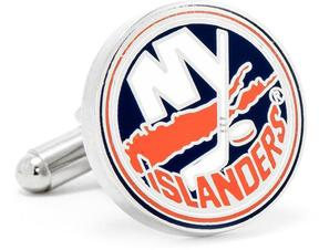 Ice New York Islanders Cufflinks