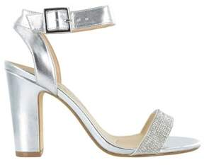 Nina Womens Samiya Open Toe Casual Ankle Strap Sandals.