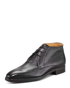 Gravati Peccary Chukka Boot, Black
