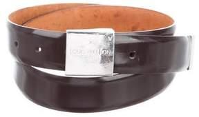 Louis Vuitton Ceinture Carre Belt