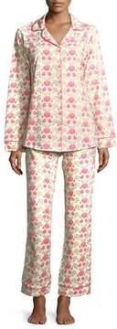 BedHead Gold Florence Long Pajama Set