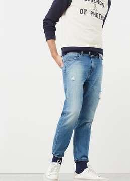 Mango Outlet Loose-fit vintage John jeans