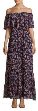 Donna Morgan Floral Print Dress