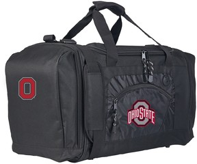 NCAA Northwest Ohio State Buckeyes Roadblock Duffel Bag