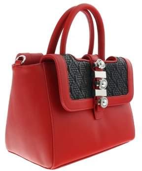 Versace EE1VRBBH1 Red/Black Satchel
