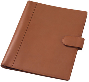 CLAVA Soft Sided Padfolio