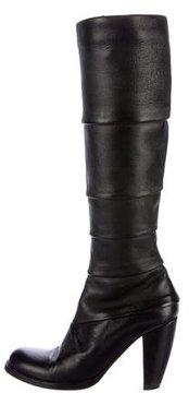 A.F.Vandevorst A.F. Vandevorst Leather Knee-High Boots