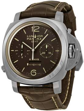 Panerai Luminor 1950 8 Days Chrono Monopulsante GMT Men's Watch