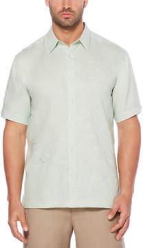 Cubavera 100% Linen Tropical Show Stopper Shirt