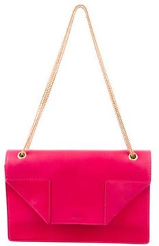 Saint Laurent Betty Shoulder Bag - PINK - STYLE