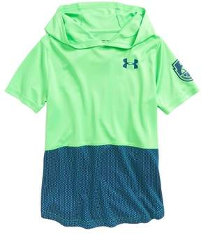 Under Armour Baseline HeatGear(R) Hooded T-Shirt