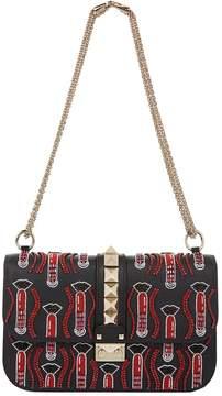 Valentino Medium Embellished Rockstud Bag